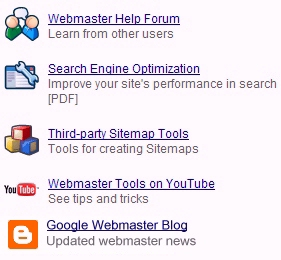 Google provides a huge selection of webmaster tools to help you become a better and more efficient webmaster - see what they have to offer you for free.